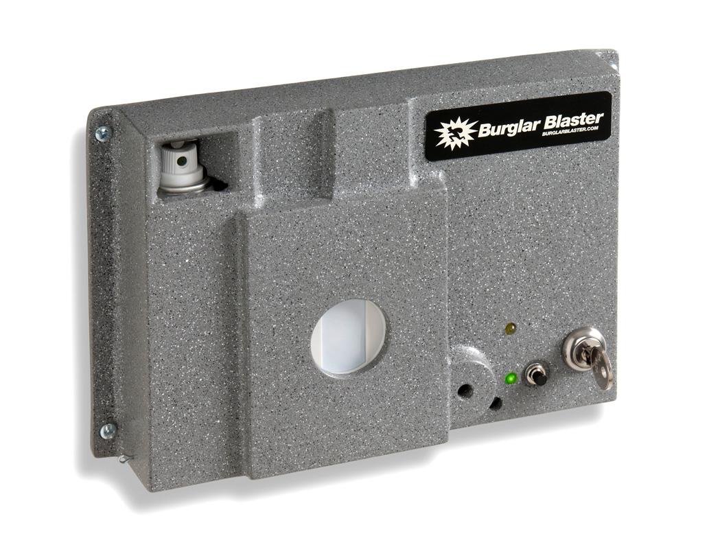 Burglar blaster the do it yourself anti burglary system the do it yourself home security system solutioingenieria Images
