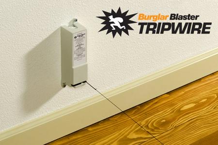 Trip Wire Alarm | Burglar Blaster Tripwire Burglar Blaster